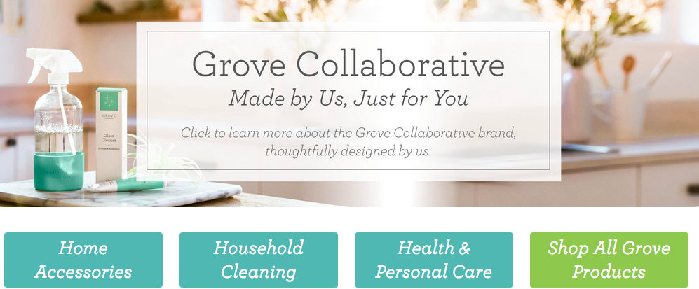 what are grove collaborative products grove. Black Bedroom Furniture Sets. Home Design Ideas